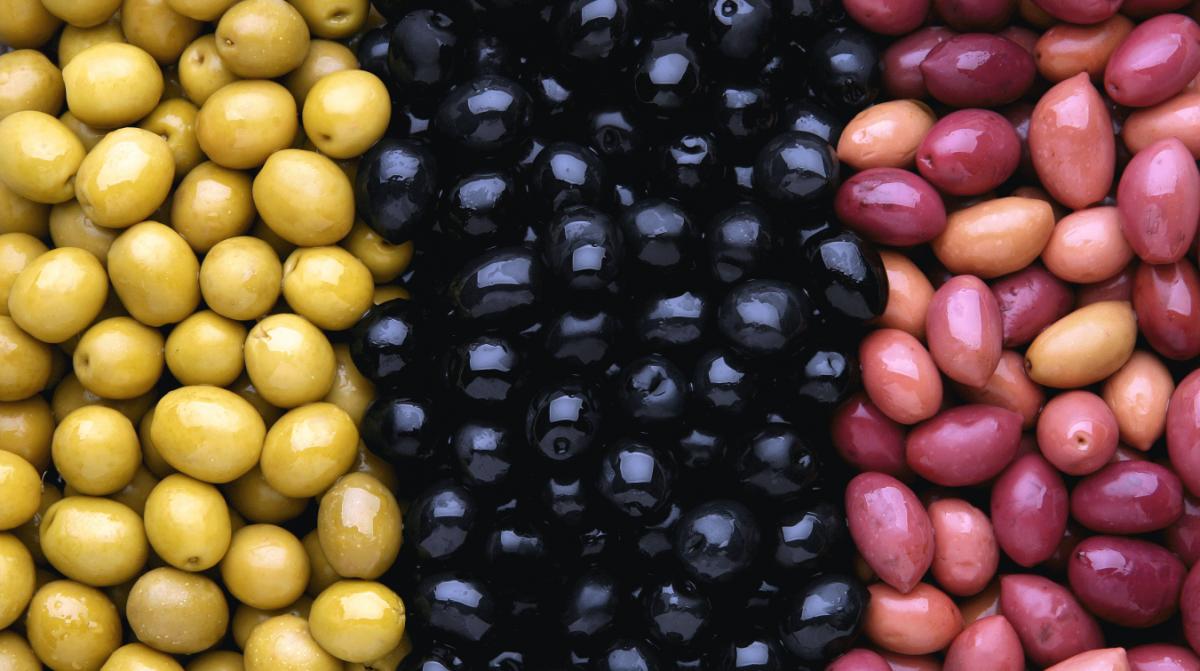 Как выбрать оливки?