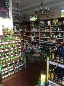 магазин оливковых масел Оливия в Ярославле