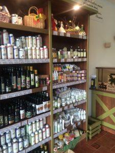 магазин оливковых масел Оливия